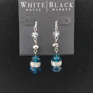 White House Black Market Jewelry - Crystal Earrings
