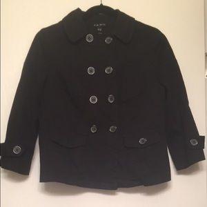 FANG Jackets & Blazers - Black Button Jacket