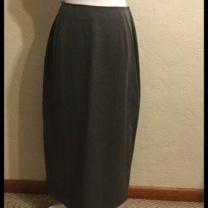 Sag Harbor Dresses & Skirts - 3 for $10 SagHarbor Skirt Grey size 10