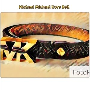 MICHAEL Michael Kors Accessories - HOST PICK 🎉Michael Michael Kors Women Belt NWOT