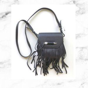 Mackage Handbags - Mackage Fringe Crossbody Bag 💎💗