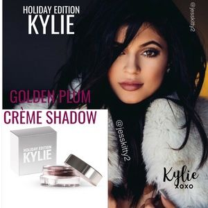 Kylie Cosmetics Other - KYLIE GOLDEN PLUM CRÈME SHADOW