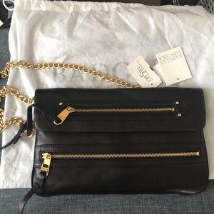 Badgley Mischka Handbags - BADGLEY MISCHKA Mila Foldover Shoulder Bag