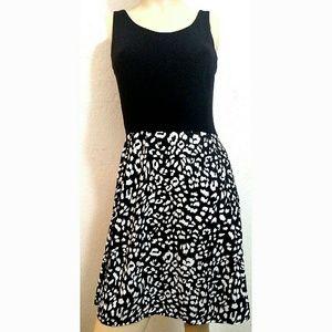 Apt. 9 Dresses & Skirts - Apt. 9 Animal print dress