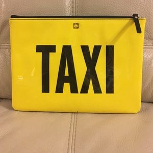 """Kate Spade """"Taxi"""" Pouch"""