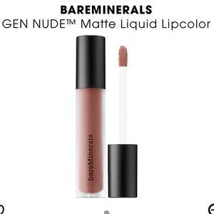 NWT! bareMinerals-Gen-Nude Matte Liquid