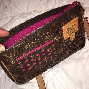 Louis Vuitton Handbags - LOUIS VUITTON limited edition pink bag!!!