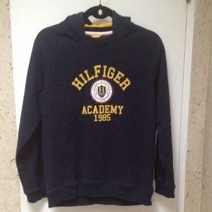 Tommy Hilfiger navy hoodie sweatshirt XL (20)