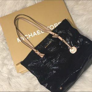 Michael Kors Handbags - 💯% Authentic Michael kors Python tote bag