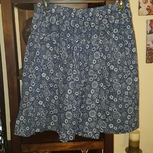 Jantzen Dresses & Skirts - NWOT Jantzen Royal Blue Skirt Size 24W