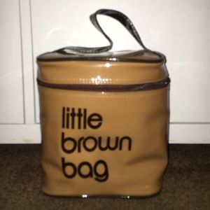 Bloomingdale's little brown bag SMALL