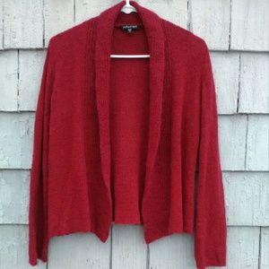 Eileen Fisher Open Knit Cardigan