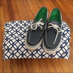 Sperry Shoes - Navy Sperry Top-Sider Boat Shoes