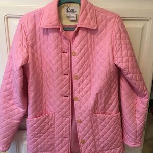 Lilly Pulitzer Jackets & Blazers - Lilly Pulitzer Lightweight Quilted Jacket