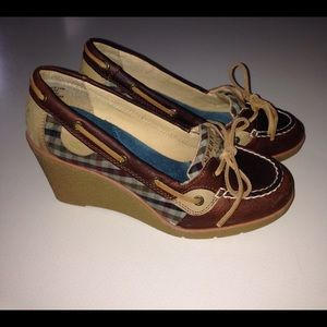 Sperry Shoes - Sperry wedges shoes