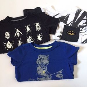 Other - 3 Boys tees