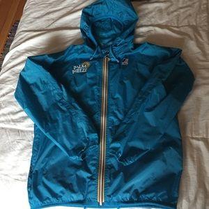 K-Way Jackets & Blazers - K-WAY rain jacket size small
