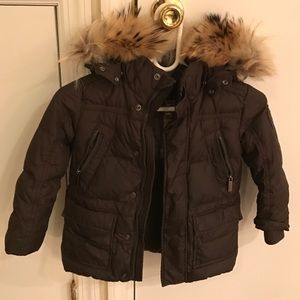 Add Down Other - Boys ADD down jacket 4y