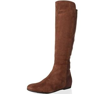 Butter Shoes Shoes - BUTTER $580* Dreamer Brown SUEDE Riding Boots