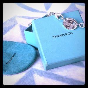 Tiffany & Co. Jewelry - Return to Tiffany Tag Choker Necklace