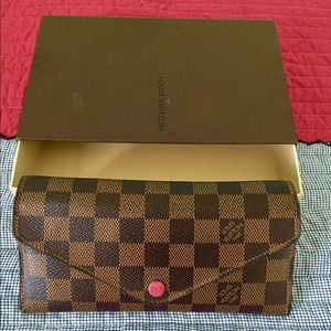 Louis Vuitton Handbags - Louis Vuitton Josephine Damier wallet