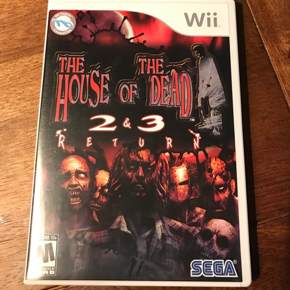 Wii Game Other Wii The House Of The Dead 2 3 Return Game Poshmark