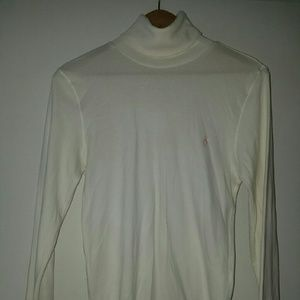 Ralph Lauren Sport white sweater