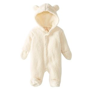 Magnificent Baby Other - Magnificent Baby Sherpa Footie OnePiece