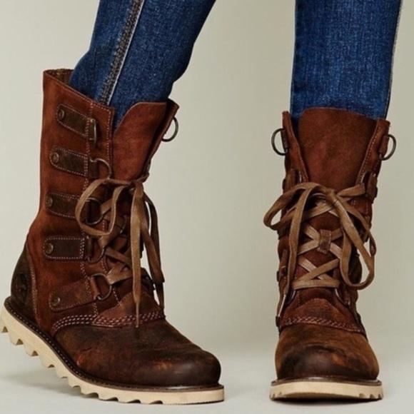 Sorel Shoes | Sorel Scotia Lace Up Boot