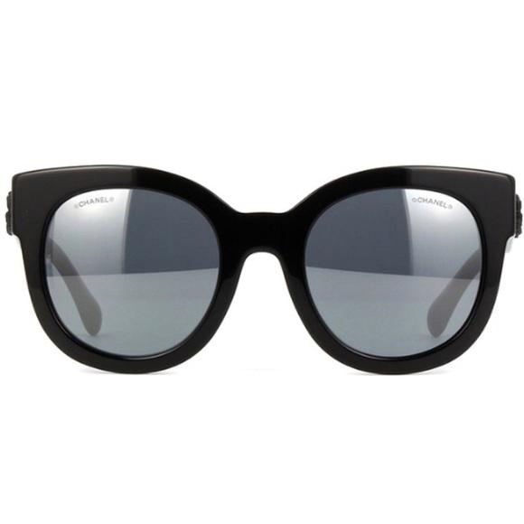 Chanel Sunglasses 5358 501/26 Authentic