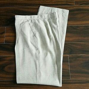 Jones New York Pants - Jones New York light brown dress slacks