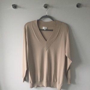 Wilfred blush sweater