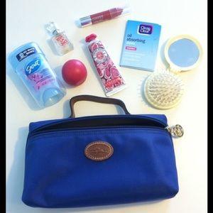 Longchamp Handbags - Long champ makeup bag