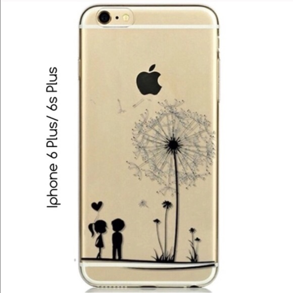 iPhone 6s plus Mobile Cover - Lovely