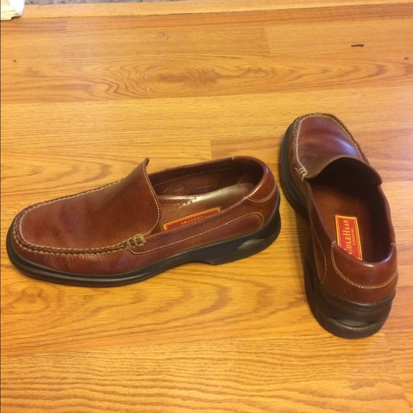 17a99c0e69a Cole Haan Other - Cole Haan Air Santa Barbara loafers
