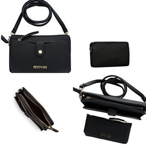 c300d1266f Kenneth Cole Reaction Bags - 🌟HP!🌟Kenneth Cole Alpine Black Mini Bag
