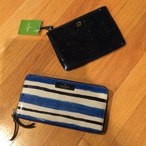 kate spade Handbags - Kate Spade wallet bundle
