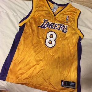 Tops - Kobe Bryant jersey