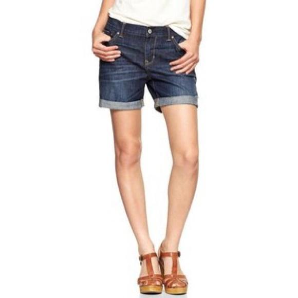 ae9199d3695b GAP 1969 Pants - GAP 1969 Women Sexi Boyfriend Shorts