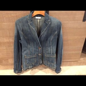 Jackets & Blazers - Jean Jacket- Cute and Stylish-New Condition