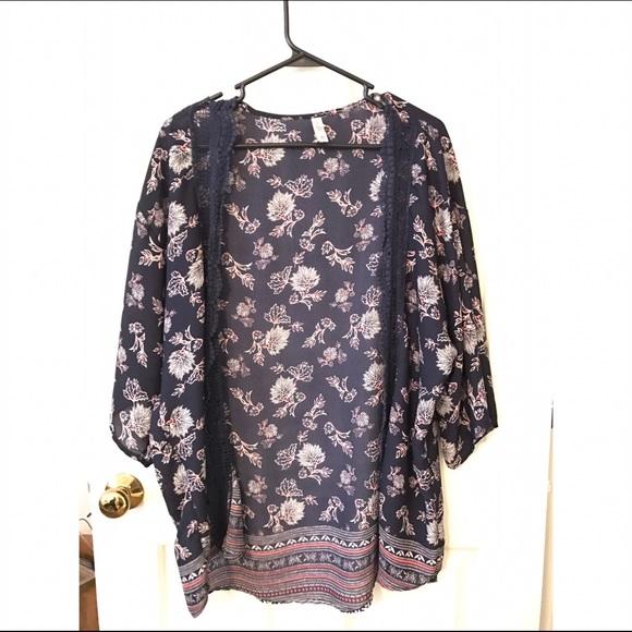 Xhilaration kimono dresses images