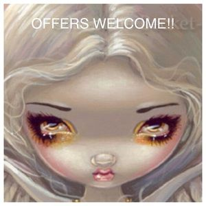 OFFERS WELCOME!!