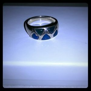 Triangle Jewelry - Flash Sale triangle sterling silver ring 7 unique