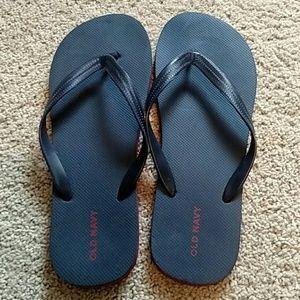 Old Navy Other - Old Navy flip flop sandals 12 13