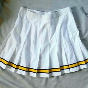 LBH pleated grunge cheerleader tennis skirt 90's