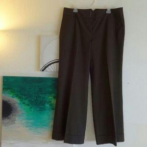 LOFT Pants - Loft Brown Trousers