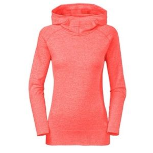 North Face Seamless Hoodie Pullover