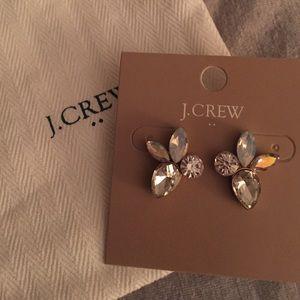 J. Crew Factory Jewelry - 🆕J. Crew Factory Joker Cluster Earrings
