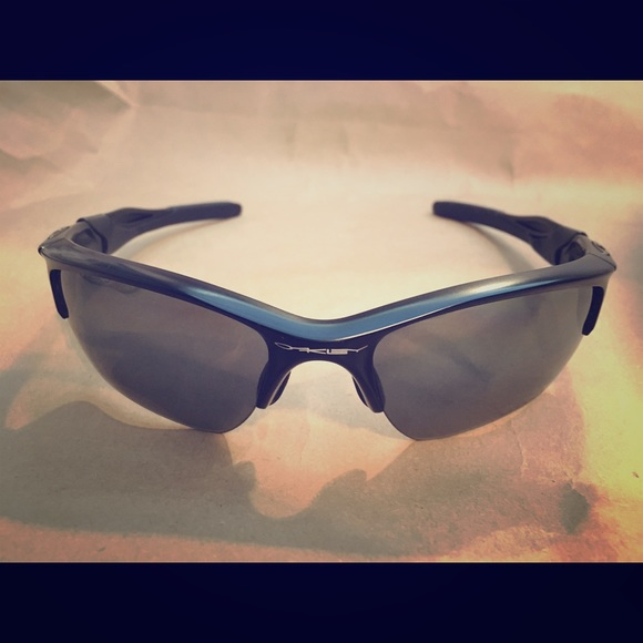 oakley accessories half jacket 20 xl polarized sunglasses poshmark rh poshmark com