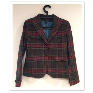 Gant Jackets & Blazers - Gant Plaid Blazer